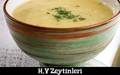 Zeytinli çorba